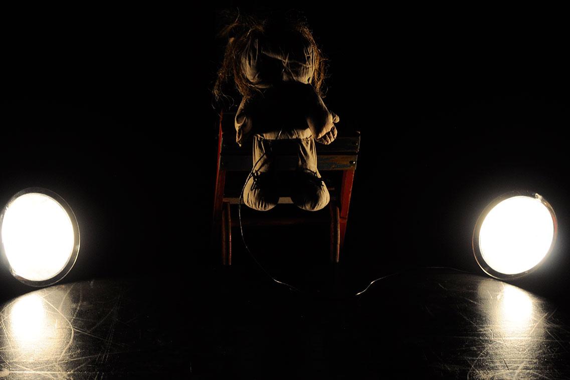 Chair, 2011. © Manuel Roque
