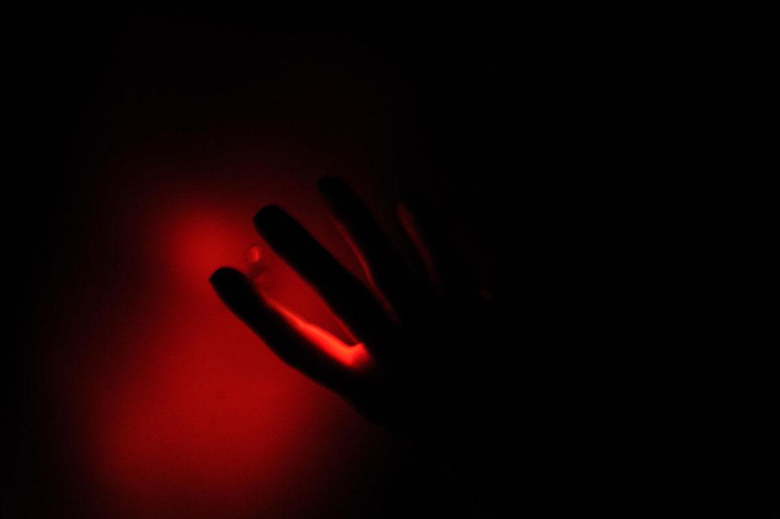 La chambre noire © Caroline Désilet