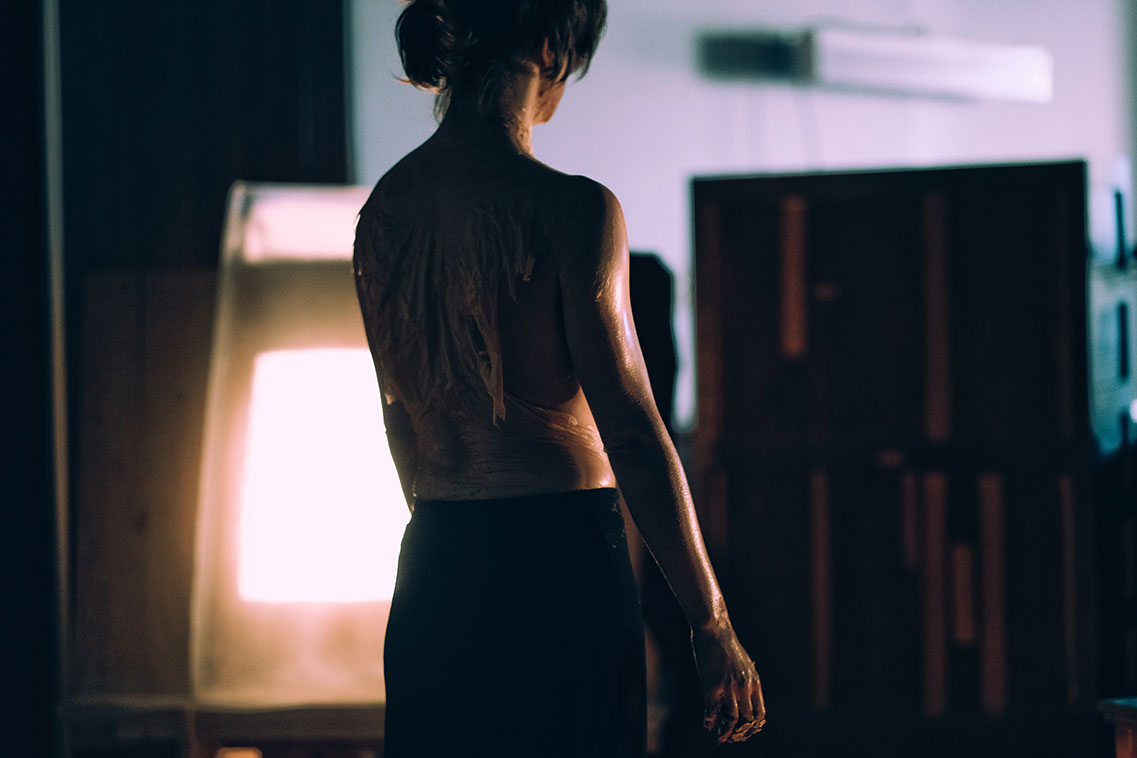 L'attente © David Wong