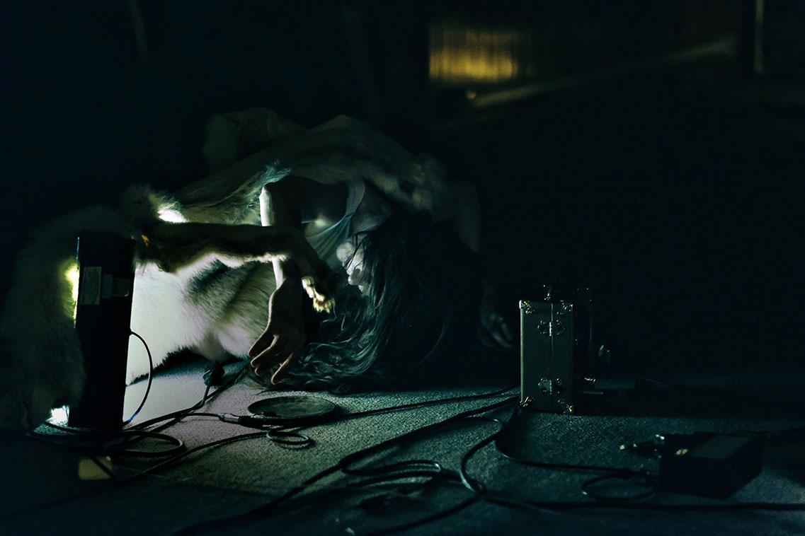 Néon  © David Wong